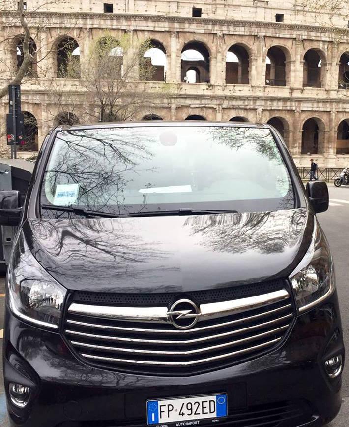 traslados en Roma tras coronavirus