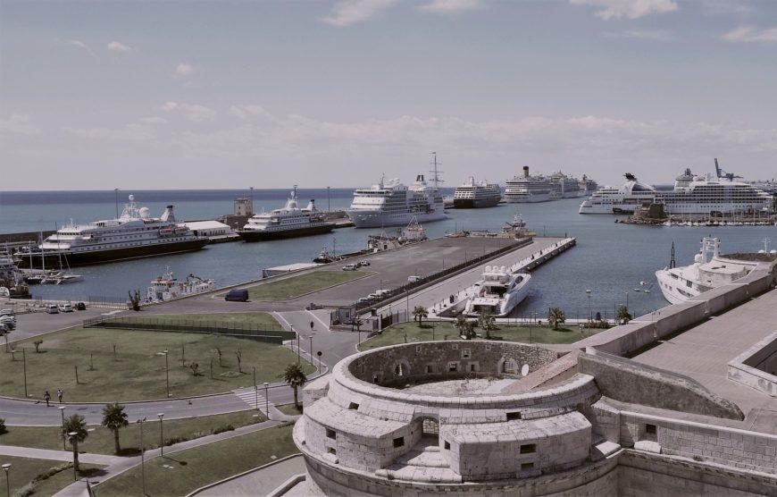 Puerto Civitavecchia