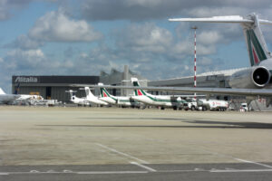 aeropuertos roma centro