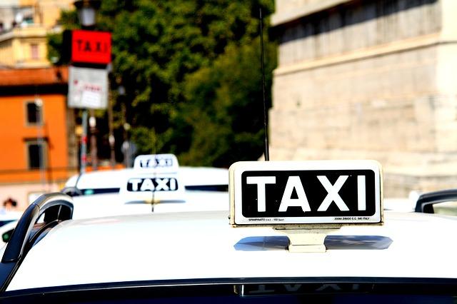 taxi aeropuertos roma centro